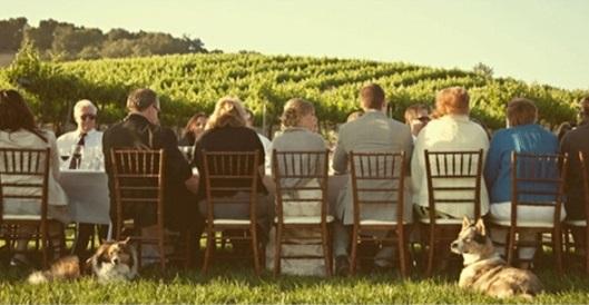 esküvő szűk családi körben