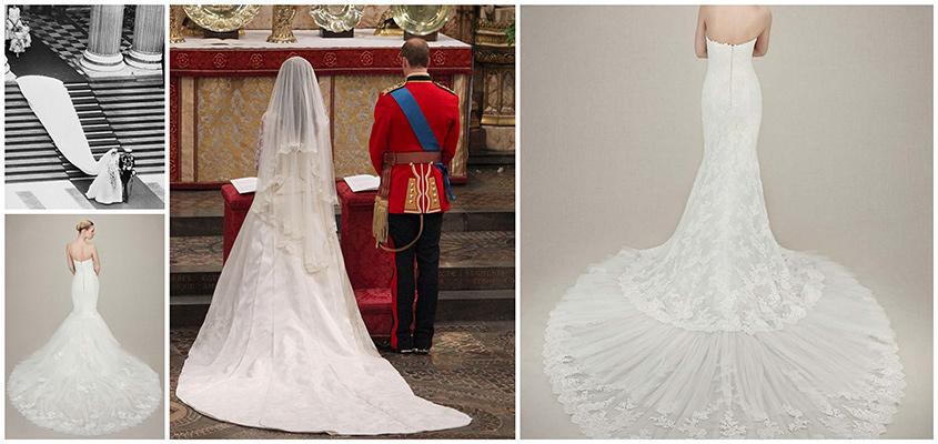 kiralyi uszaly - Enzoani menyasszonyi ruha, amit az uszályokról tudni érdemes