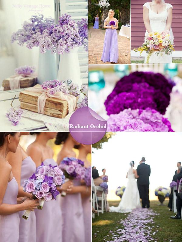 esküvői trend, tavaszi trend színek