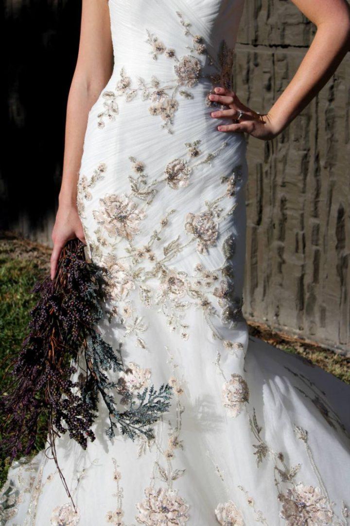 Blue by Enzoani - Henley menyasszonyi ruha
