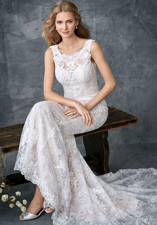 b8bb4ff210 Nagyméretű esküvői ruhák. Kenneth Winston 1778 nagyméretű menyasszonyi ruha