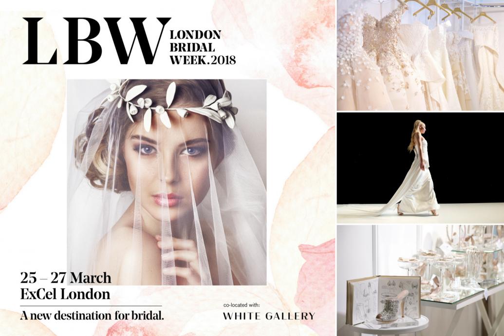 London Bridal Week Enzoani esküvői ruha kollekciók a kifutón.