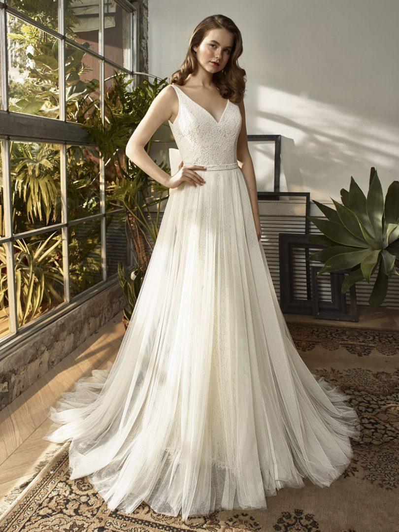 Vintage esküvői ruha a Beautiful kollekcióból.
