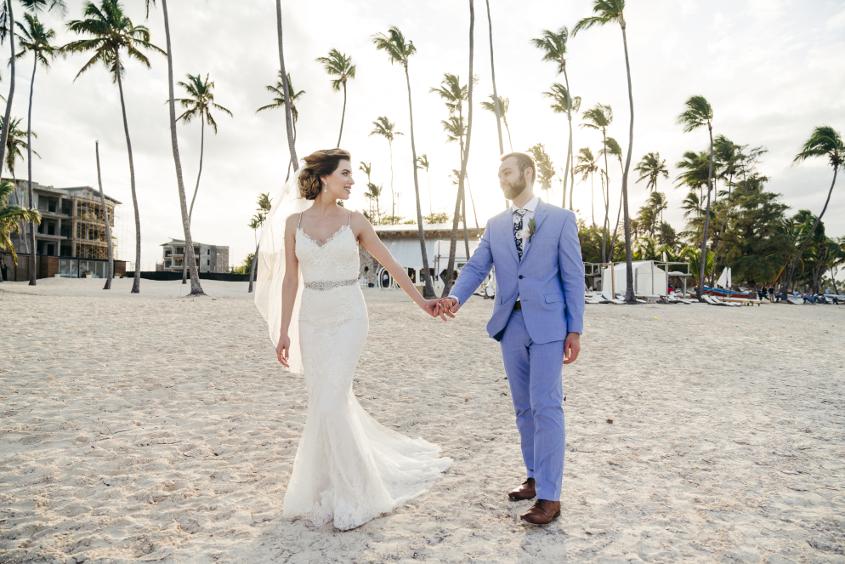 esküvői szezon, nyár, tengerpart
