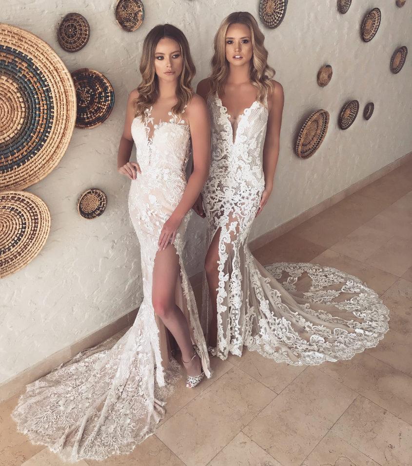 Az eddigi legszexibb esküvői ruha kollekció az Enzoani történetében!