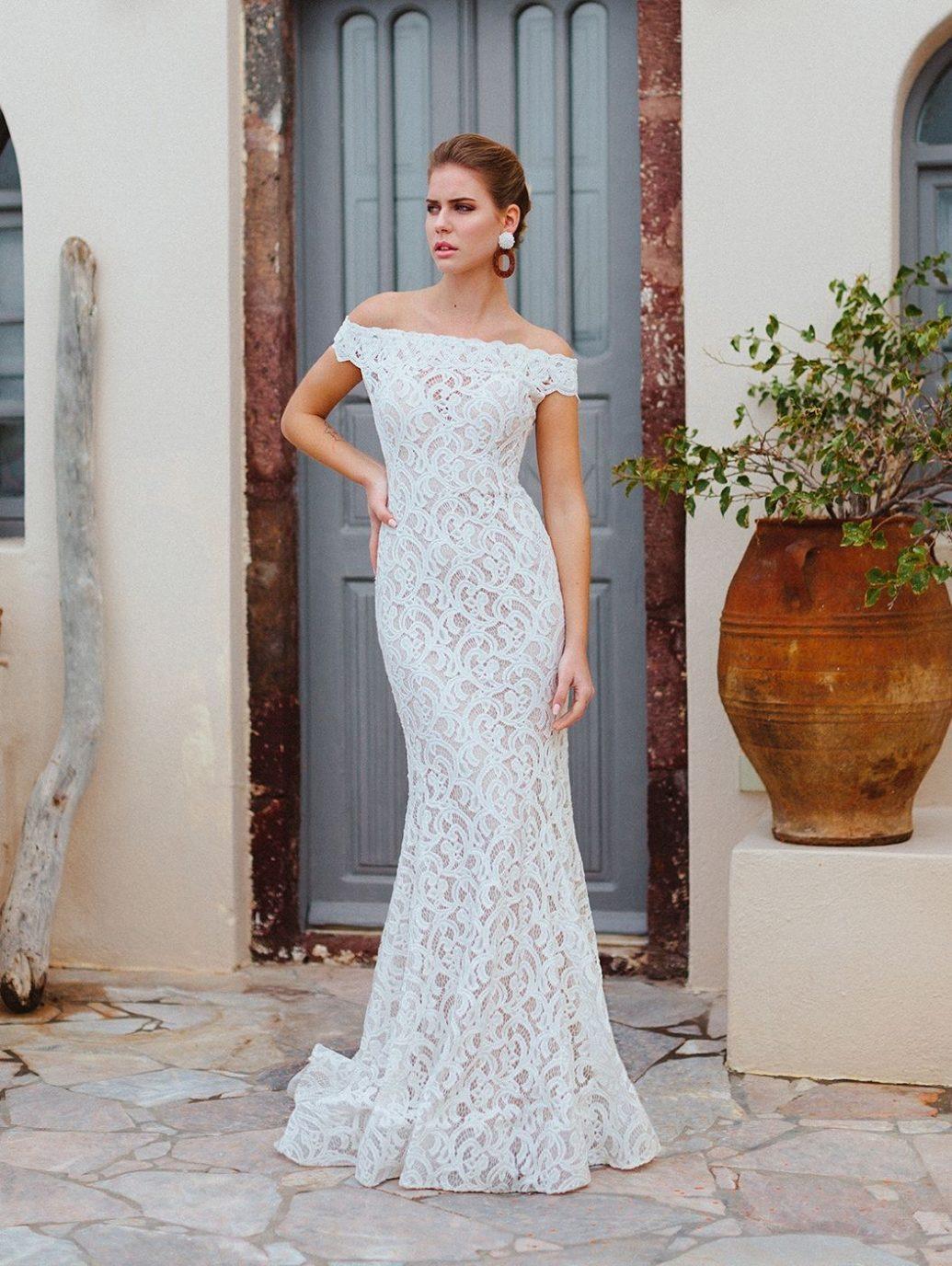 A Wilderly kollekciós ruha tökéletes választás vintage stílusú esküvőkre.